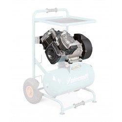 Compresseur avec hélice de ventilateur VKM 362 3M - sans huile - 2501340