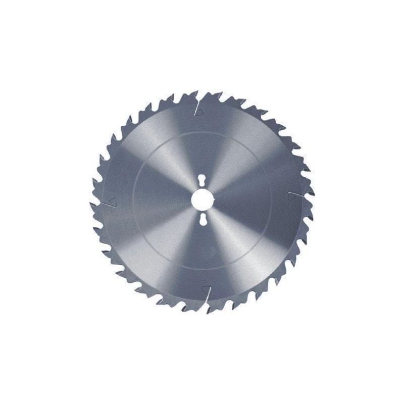Lame de scie circulaire au carbure avec talon anti-recul pour TKS 250 SC