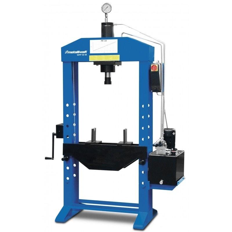 Presse hydraulique Metallkraft WPP 50 M - 4003050