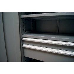 Coffre armoire d'atelier  Uniworks - Largeur 900 mm