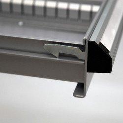 Poignée de verrouillage du bloc 6 tiroirs  Uniworks - L x H : 565 x 800