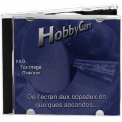 Logiciel HobbyCam Tournage