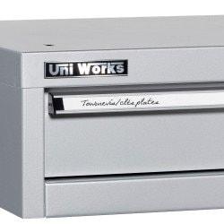 Etiquette de classement pour le tiroir suspendu pour établi Uniworks 1 tiroir - E1T56558