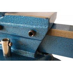 Réglage du jeu de l'etau rotatif 100 mm Unicraf- 6350100