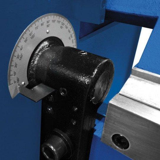 Plieuse manuelle type lourd Metallkraft HSBM 2520-16 S