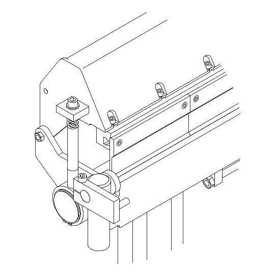 Kit AB 1300 HSG - Butée angulaire pour HSMB 1300 N