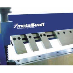 Segments de la plieuse manuelle  Metallkraft FSBM 1020-20 S2