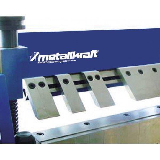 Segments de la plieuse manuelle  Metallkraft FSBM 2020-12 E