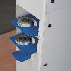 Rail de cintrage de la plieuse électromagnétique  Metallkraft MBM 1250 - 3770125
