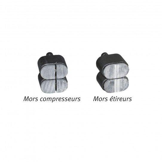 Mors compresseurs et étireurs de série sur formeur de cornière SSG 16 - 3776103