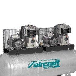 Groupe moteur du compresseur Aircraft  Airprofi Tandem 703/500/10 H