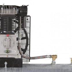 Tuyau à gaine métallique pour compresseur Aircraft  Airprofi Tandem 703/500/10 H