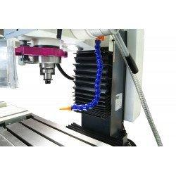 Système d'arrosage et lampe de la fraiseuse  Optimum MB4P - 3338460