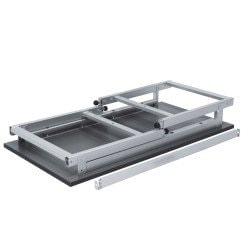 Etabli pliable et réglable Uniworks longueur 1500 mm