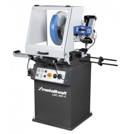 Scie circulaire semi-automatique Metallkraft LMS 400 H