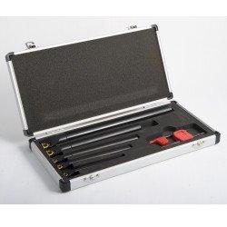 Jeu de 5 outils d'alésage 8/10/12/16/20 mm à plaquettes