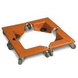 Planche de transport à roues Unicraft ETR 4/150