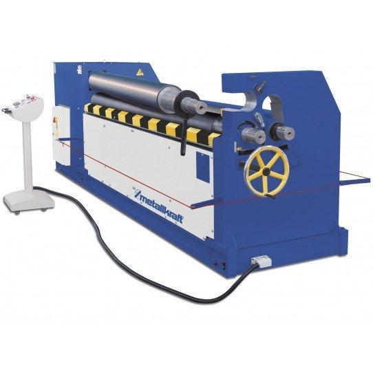 Rouleuse asymétrique  Metallkraft RBM 1550-60 E Pro - 3813314