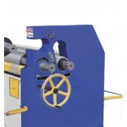 Rouleau supérieur escamotable de la rouleuse asymétrique  Metallkraft RBM 2550-60 E Pro - 3813318