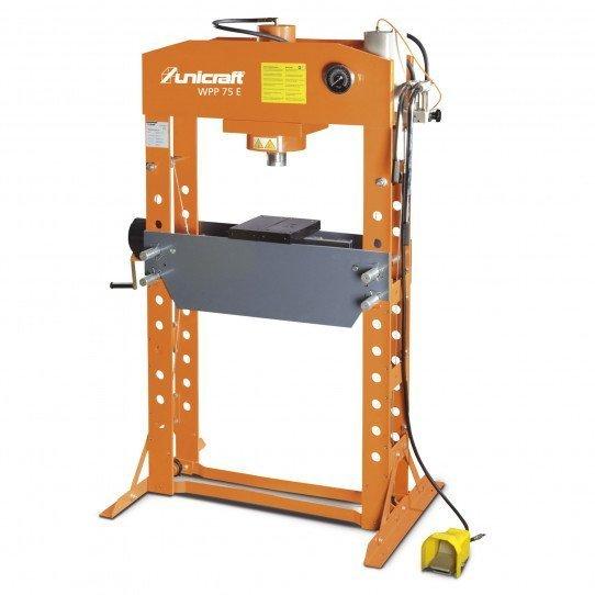 Presse hydro-pneumatique Unicraft WPP 75 E