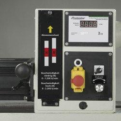 Panneau de commande du tour à bois professionnel Holzstar DB 1200 - 5921202