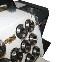 Affûteuse de forets hélicoïdaux  GH15T avec pinces type ER