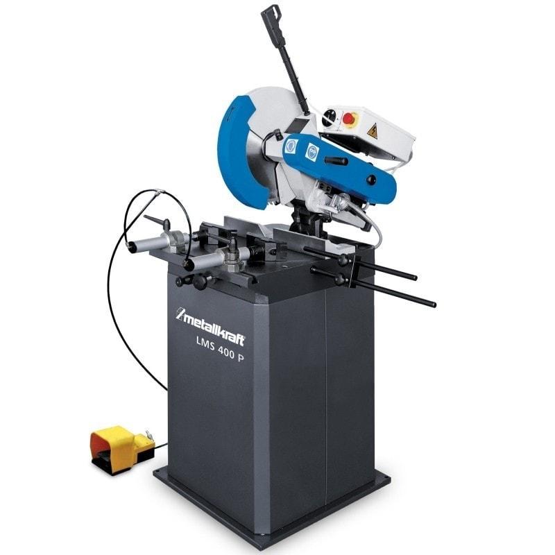 Scie circulaire semi-automatique Metallkraft LMS 400 P