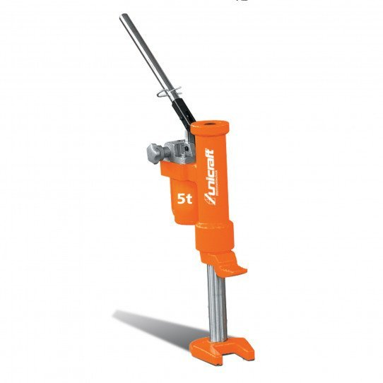 Cric hydraulique de levage pour machine Unicraft HMH 5