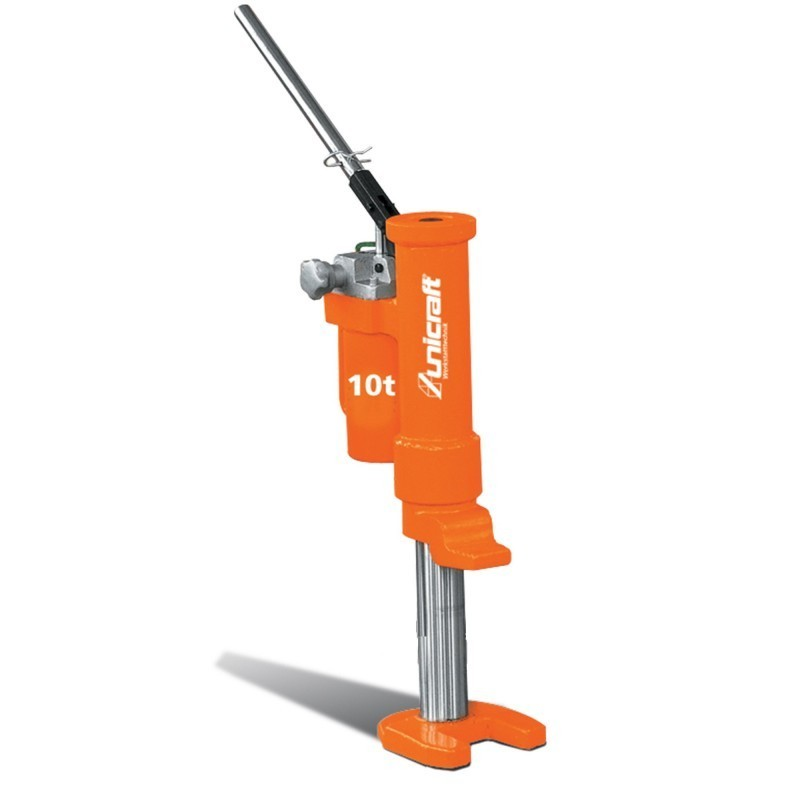 Cric hydraulique de levage pour machine Unicraft HMH 10