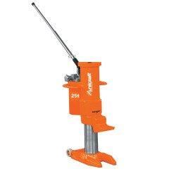 Cric hydraulique de levage pour machine Unicraft HMH 25