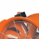 Ventilateur/extracteur  mobile MV60 - Interrupteur