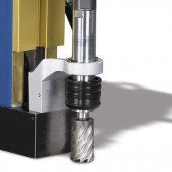 Mandrin à changement rapide de la perceuse magnétique  Metallkraft MB 351 - 3860351