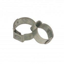 Colliers de serrage à oreilles pour Ø 15.7 mm - 2105009SB