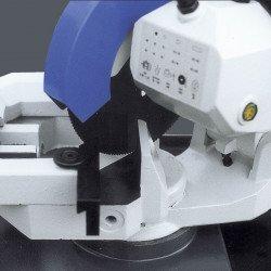 Scie circulaire manuelle Metallkraft MKS 275 N