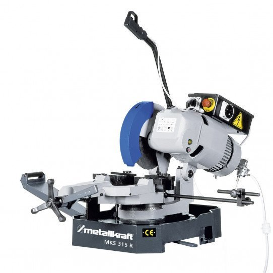 Scie circulaire manuelle Metallkraft MKS 315 R