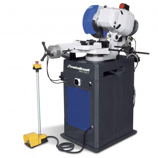 Scie circulaire semi-automatique Metallkraft MKS 350 H