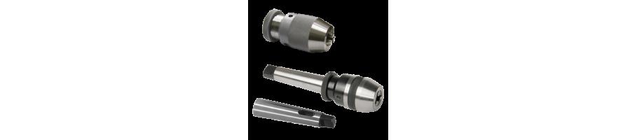 5-20mm Mandrin de Per/çage de 0,6 /à 20 mm en Acier Robuste Haute Pr/écision avec Cl/é Mandrin pour Outil Electrique Mandrin de Per/çage Adaptateur SDS-Plus avec Mandrin de Per/çage