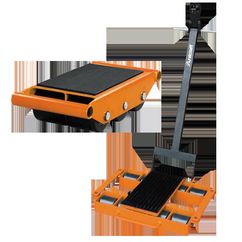Planches et trains de transport