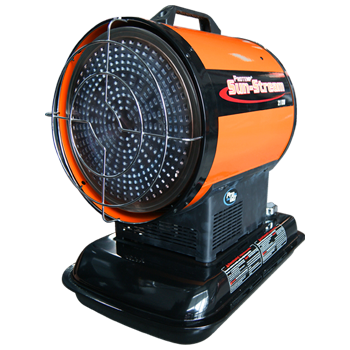 Chauffages d'atelier  et ventilateurs
