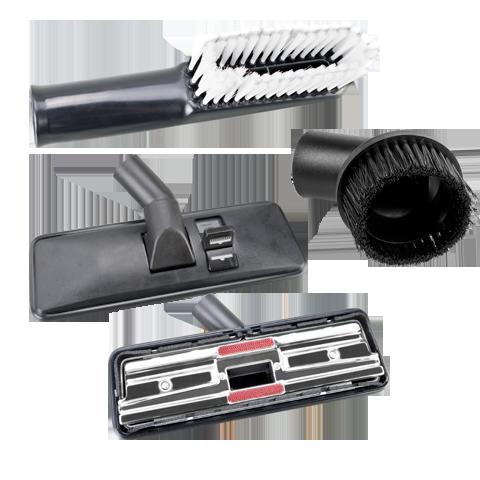 Accessoires aspirateurs spécialisés Cleancraft