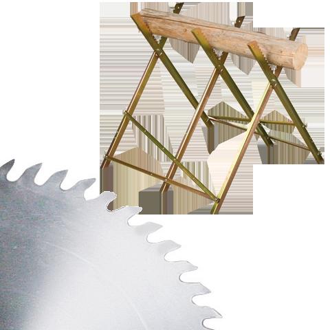 Accessoires pour scies à bûches