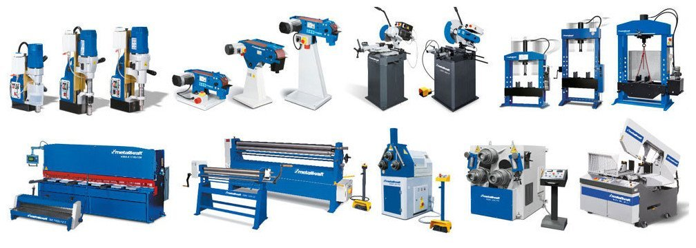 Machine-outils metallkraft