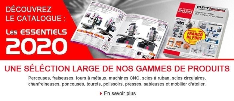 """Découvrez le catalogue """"Les Essentiels 2020"""""""